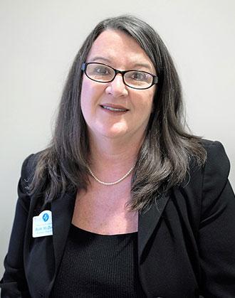 Portrait of Beth McDonald
