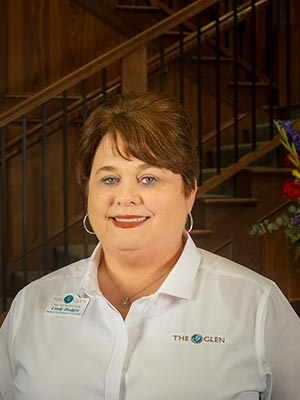 Cindy Hodges Sales Coordinator at The Glen at Lake Oconee Village