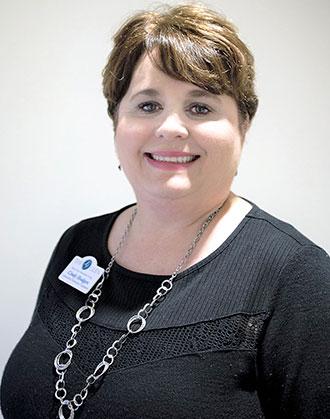Portrait of Cindy Hodges