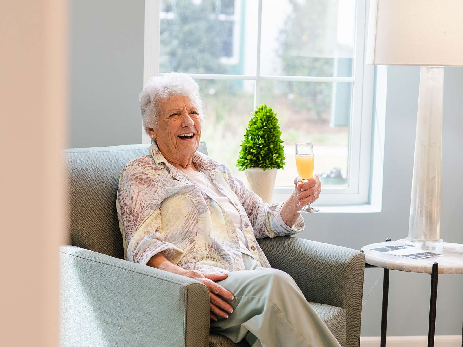 Senior Living Myth Busters