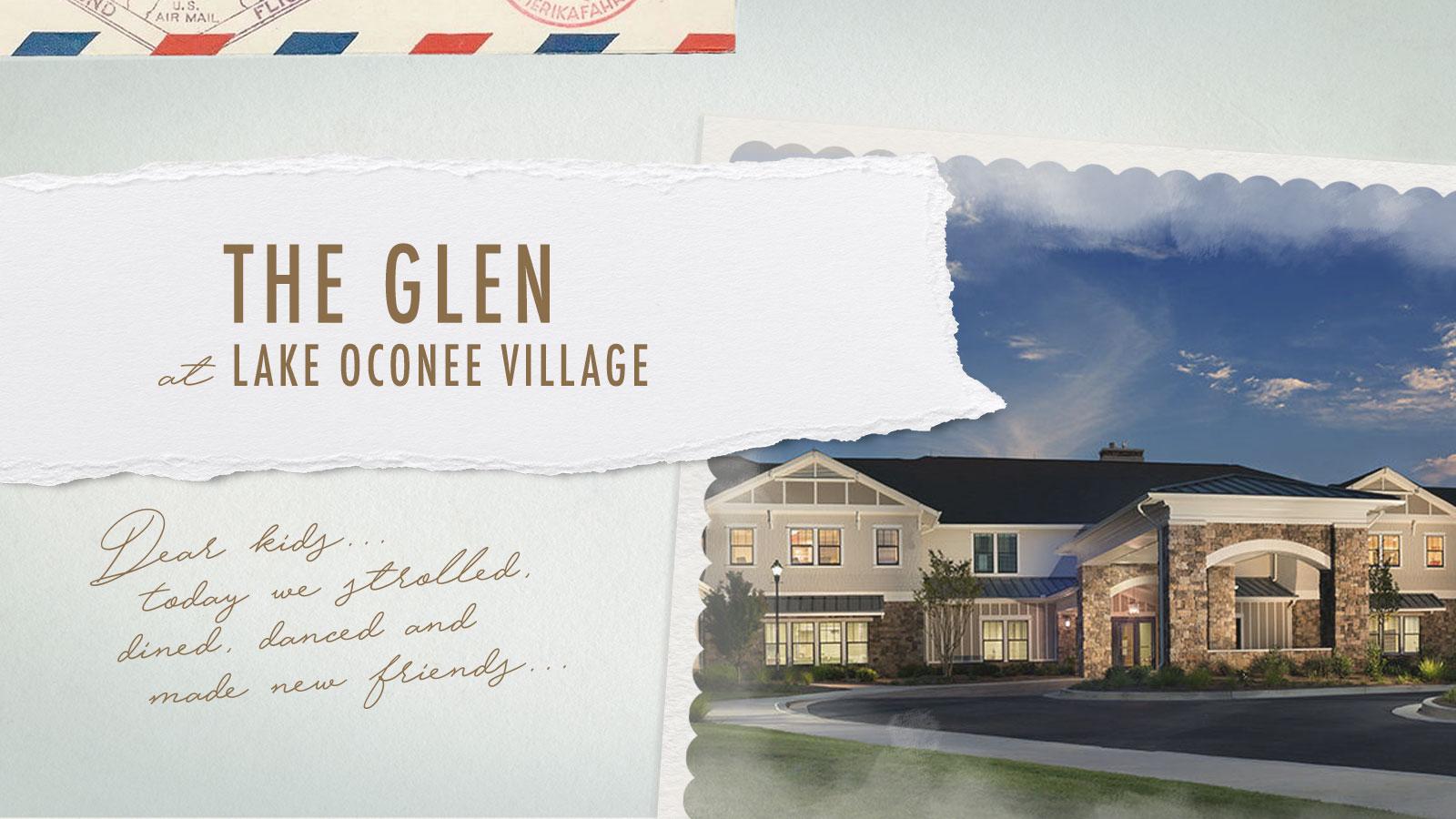 The Glen at Lake Oconee Village